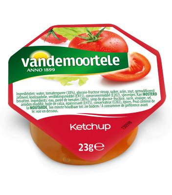 Kečup porcie 120x20ml