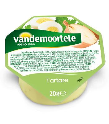 Tartare Sauce - porcie 120x20ml