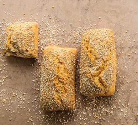 BIO Pšenično-žitná kostka 86g