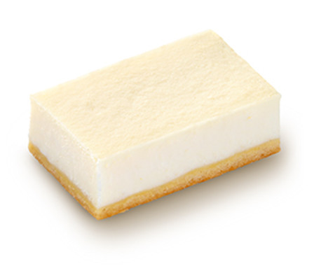 Cheesecake - tvarohovy rez 131g