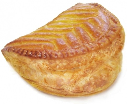 Listová jablečná kapsa s karamelem - máslová
