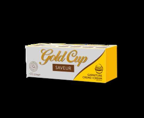 Gold Cup Saveur Cream