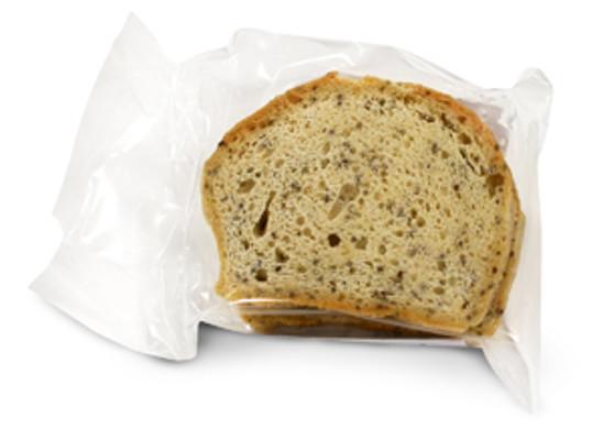 Bezglutenový chlieb s chia semienkami