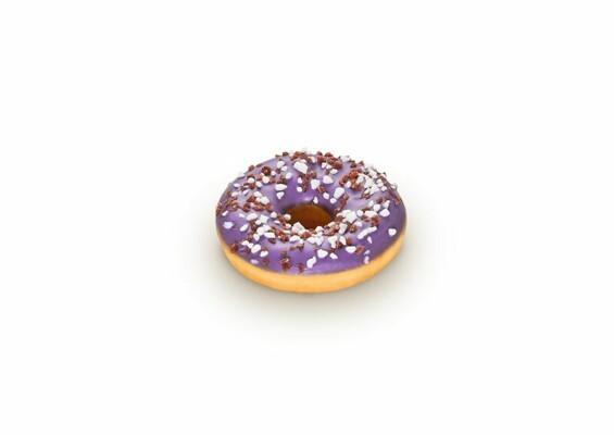 Smoothie Blueberry donut 69g
