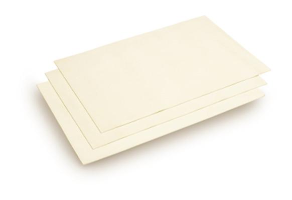 Pláty z listového těsta