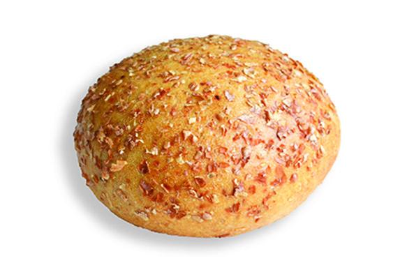 Mini bulka s pšeničnými otrubami