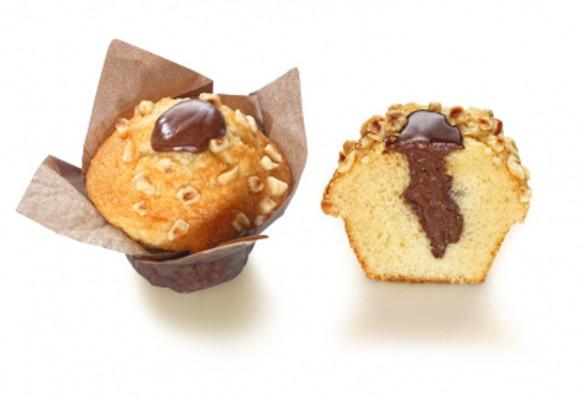 Hazelnut Muffin