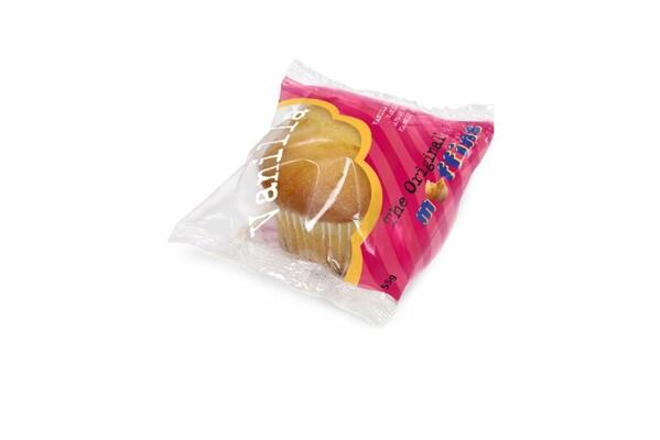 Muffin s příchutí vanilky - samostatně balený 55g