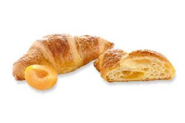 Express croissant s meruňkovou náplní