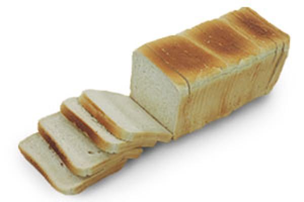 Maxi toustový chléb světlý 960g
