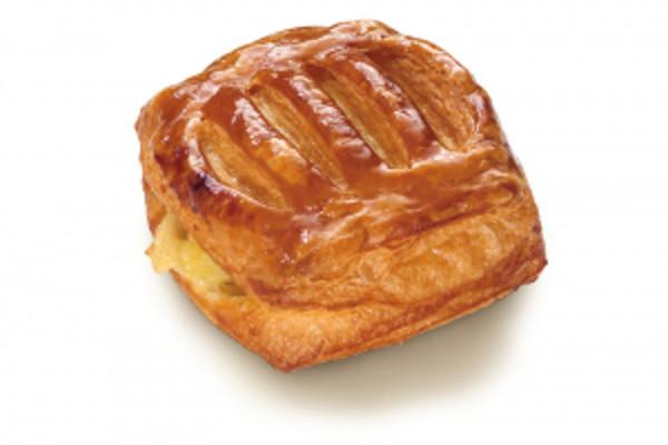 Mini jablkový koláčik - maslový