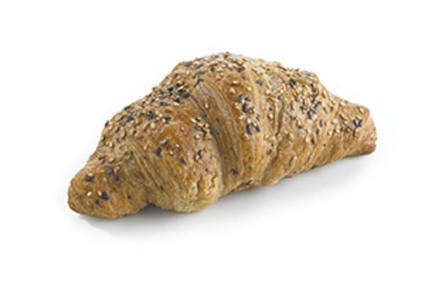 Multicereálny croissant fitness