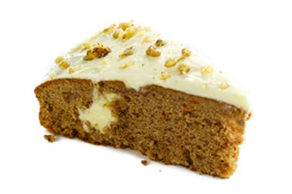 Soft Cheese Carrot Cake 115g