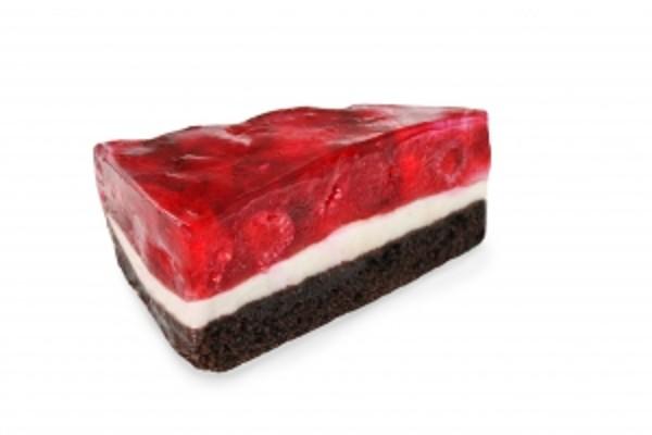 Bezgluténová malinová torta