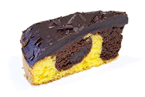 Choco & Orange Cake