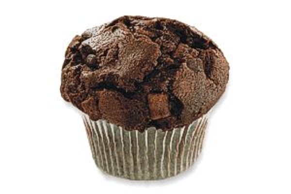 Cocoa Muffin with Chocolate