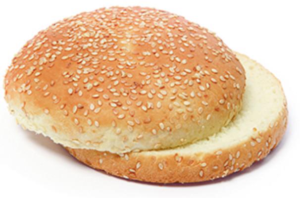 Maxi hamburgerová bulka se sezamem