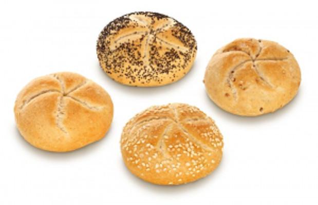 4 druhy mini kaiserek