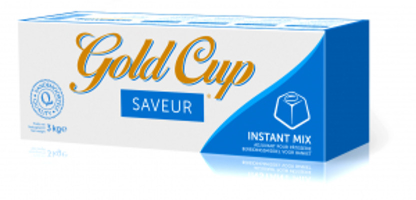 Gold Cup Saveur Instant Mix